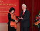 Nữ Viện sĩ Việt Nam đầu tiên nhận danh hiệu IASS và ngôi sao Vernadski