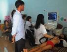 Khám sàng lọc bệnh tim bẩm sinh miễn phí cho 300 trẻ em nghèo