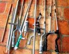 Bắt đối tượng sản xuất súng tự chế tại nhà