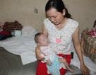 Bé 5 tháng tuổi nguy kịch vì mắc bệnh tim hiểm nghèo, viêm phổi nặng