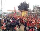 Hàng vạn người trẩy hội đền Quả Sơn