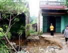 Đất sụt lún bất thường, cuộc sống của hơn 80 hộ dân bị đe dọa