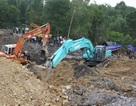 Chưa xác định được nguyên nhân vụ sạt lở bãi thải mỏ than Phấn Mễ