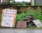 Dân dựng lều bạt bao vây nhà máy quặng gây ô nhiễm