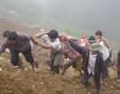 Cận cảnh hiện trường vụ lở núi vùi lấp 20 người