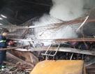 Hàng trăm tỷ đồng bị thiêu rụi trong vụ cháy công ty may