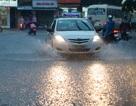 Hà Nội tiếp diễn mưa dông, thời tiết nguy hiểm trên biển