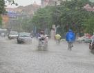Toàn quốc tiếp diễn mưa, dông rải rác