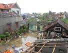 Bão số 1 tan dần, gần nghìn nhà dân sập đổ, hư hỏng