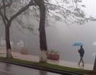 Mùng 3 Tết, miền Bắc duy trì mưa, rét