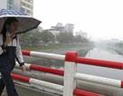Toàn quốc còn mưa giông rải rác những ngày tới