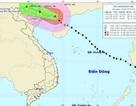 Bão Thần Sấm đã vào biên giới Việt - Trung, miền Bắc mưa to diện rộng