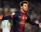 Kỷ lục của Messi qua những con số