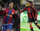 """Những """"ngôi sao"""" từng khoác áo cả Barcelona và AC Milan"""