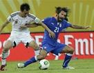 """""""Italia giành chiến thắng quá may mắn trước Nhật Bản"""""""