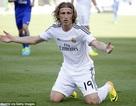 Bị Fabregas cự tuyệt, MU nối lại thương vụ Modric