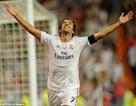 Raul  rơi lệ trong ngày trở về khoác áo Real Madrid