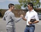 """Ronaldo, Bale """"tay bắt mặt mừng"""" trong lần đầu gặp nhau"""