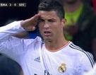 C.Ronaldo chọc giận Sepp Blatter trong pha ăn mừng bàn thắng