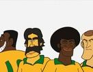 Lịch sử hào hùng của Brazil ở World Cup qua góc nhìn vui nhộn