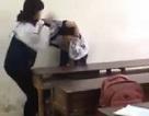 Xuất hiện video nữ sinh đánh nam sinh ngay trong lớp học