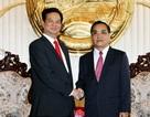 Việt-Lào ưu tiên cho củng cố quan hệ hữu nghị