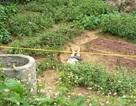 Phát hiện thi thể nằm gần giếng nước để hoang