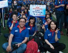 Hơn 9.000 sinh viên ra quân tiếp sức mùa thi năm 2015