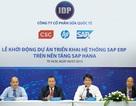 IDP giới thiệu dự án triển khai hệ thống SAP ERP