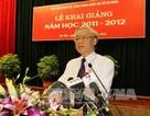 Tổng Bí thư dự khai giảng tại Học viện Chính trị - Hành chính QG Hồ Chí Minh