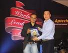 Aprotrain-Aptech đoạt cúp Đơn vị đào tạo CNTT xuất sắc toàn cầu 2012