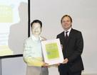 Giảng viên ĐH Kiến trúc HN được vinh danh giải thưởng quốc tế