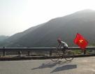 Chàng SV một mình đạp xe xuyên Việt vì môi trường