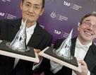 Trao giải công nghệ trị giá 31 tỷ cho 2 nhà khoa học