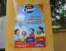 Hà Nội: Quảng cáo bủa vây trường học