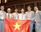 Việt Nam đoạt Huy chương Vàng Olympic Hóa học quốc tế