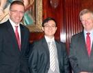 Chàng trai gốc Việt đoạt giải thưởng lớn hàng hải