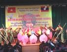 Lưu học sinh Lào vui lễ kỷ niệm Quốc khánh