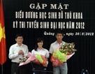 Thủ khoa đất Quảng Bình: Ngày ấy - Bây giờ
