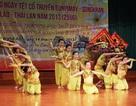 Du học sinh Lào, Thái vui Tết cổ truyền Bunpimay và Songkran tại Việt Nam
