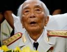 Chủ tịch Hội Khuyến học Việt Nam chúc thọ Đại tướng Võ Nguyên Giáp