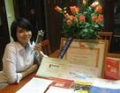 Khâm phục cô thủ khoa nghị lực Viện ĐH Mở Hà Nội