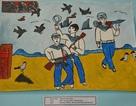 Biển, đảo Việt Nam trong tranh vẽ của tuổi thơ