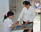 Sáng tạo với bản đồ nổi cho học sinh khiếm thị