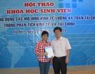 Sinh viên Ngoại thương giành giải Nhất hội thảo nghiên cứu khoa học