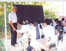 Những thầy giáo đặc biệt trên quê Bác