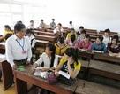 Nhiều trường có tỷ lệ thí sinh làm thủ tục dự thi đạt trên 80%