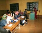 Lớp học trong đêm ở La Pán Tẩn