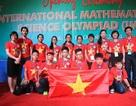 Việt Nam giành được 10 huy chương ở IMSO