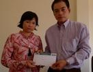 Hơn 14 triệu đồng đến với chị Nguyễn Thị Lài
